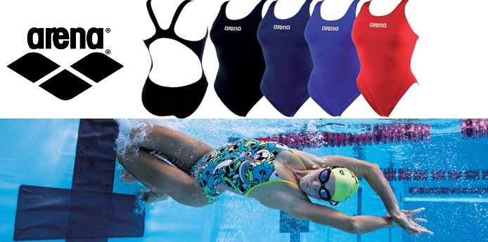 Maillots femme arena