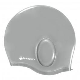 Bonnet de Bain Aquaglide Silver Argent