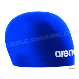 Bonnet 3D race bleu/blanc