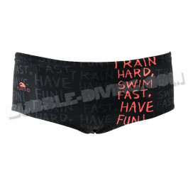 Maillot Homme Bandeau Train Hard