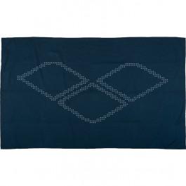 Serviette de bain Halo Bleu marine