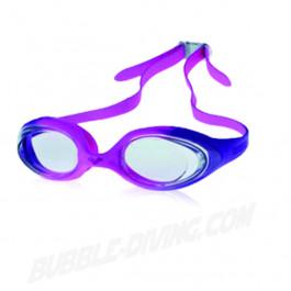 Lunette spider violet/clear/pink