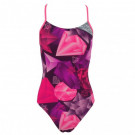 Maillot Femme Flip Turn Allover RippleBack Mystic Crystal