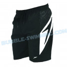 Short de Bain Beach spark black-White