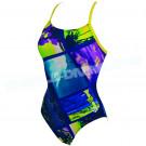 Maillot de bain Femme 1 pièce W TROPIC Rebel Blue